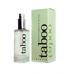 Parfumuri Afrodisiace Parfum afrodisiac pentru barbati Taboo 50ml