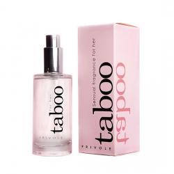 Parfum afrodisiac pentru femei Taboo 50ml