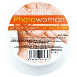 Crema intima si corporala cu feromoni (dorinta sexuala) Saninex 150ml