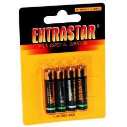 Baterii Set 4 baterii L03/AAA R3 1.5V Alkaline