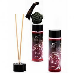 Gel 2 in 1 masaj&lubrifiere Bijoux 100 ml Ulei stimulant Cherry Cereza 100ml