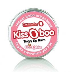 Balsam de buze Kissoboo cu aroma de scortisoara