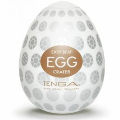 Mini Masturbator Tenga EGG Crater