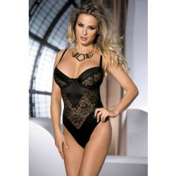 Body Luxury Queen Body negru Avanua Leis