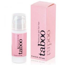 Orgasm Intensificat Gel stimulare clitoris Taboo 30ml